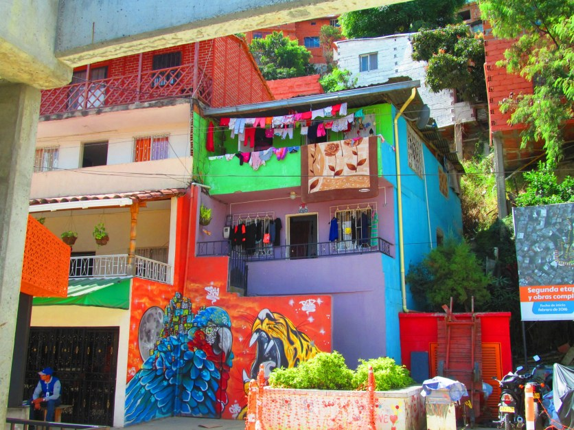 The Street Art is Colombia