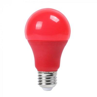 ΛΑΜΠΑ LED ΚΟΚΚΙΝΗ 9W E27 700LM 11X5.5CM 20339-2