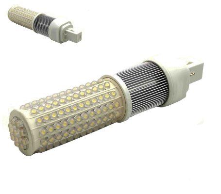 ΛΑΜΠΤΗΡΑΣ LED 9W 85-265V 4500K 17X3CM  G24D-9W