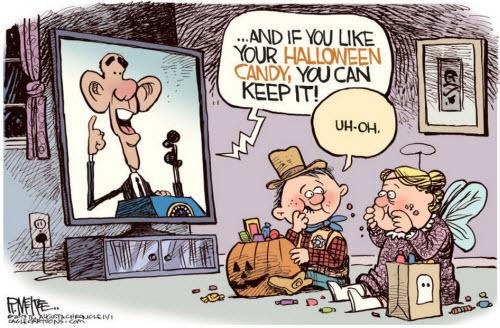 Happy Halloween Humor In America