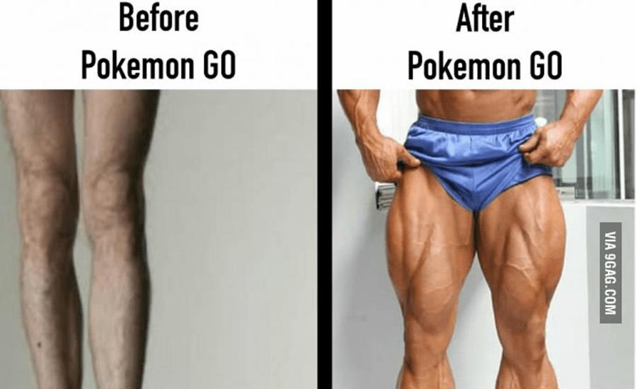 Die 20 lustigsten Memes zu Pokémon GO