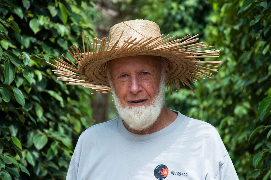 Podcast #14: Der deutsche Pfefferfarmer Norbert Klein in Kambodscha