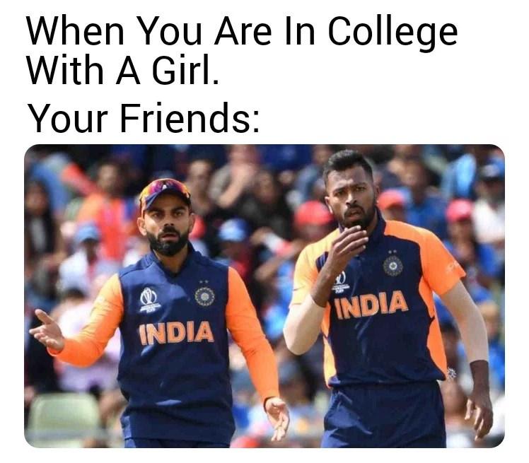 Engineering Meme on Girl in college.