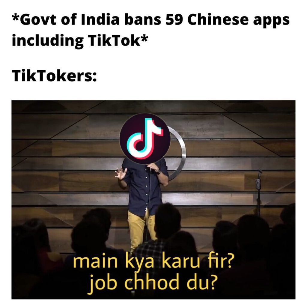 Ban On Tiktok Leads To Hilarious Memes And Jokes See Inside