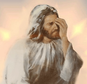 """Jesus, not even as a bridesmaid?"""