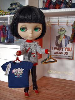 photo credit: Hegemony77 doll clothes via photopin cc