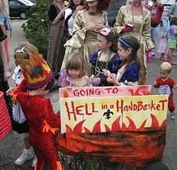 Hell in a Hand Basket