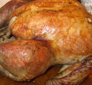 Roast Turkey 2