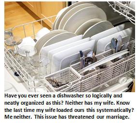 Dishwasher - clean washer