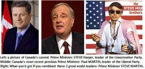 Canada - prime ministers
