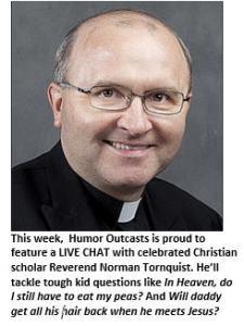 Reverend Tornquist - HO