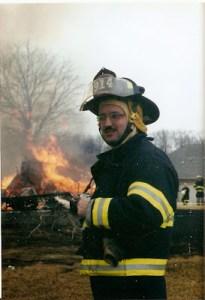 Mark firefighter