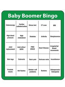 boomer bingo card grn