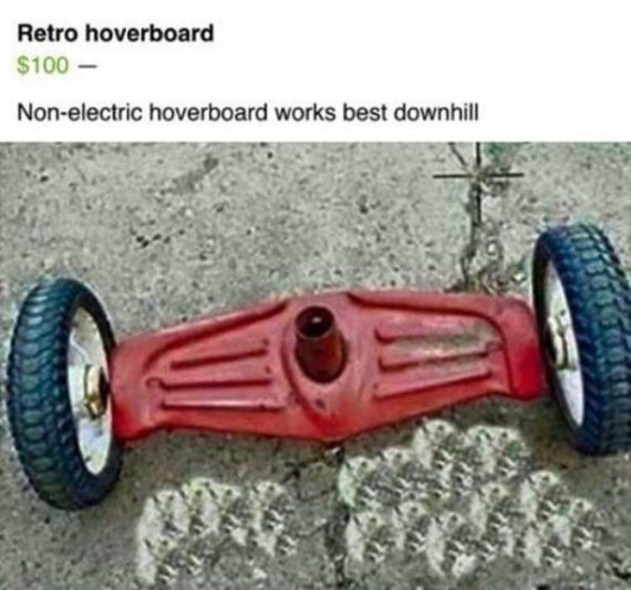 RetroHoverboard