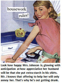 chores-housewife-ironing
