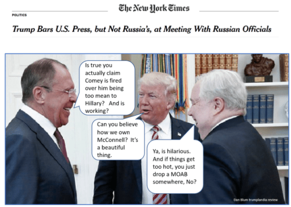 russia meeting