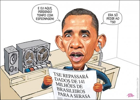 Obama e os dados do TSE
