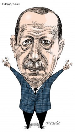Erdogan, Turkey col hp
