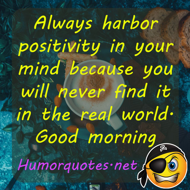 humorous good morning quotes