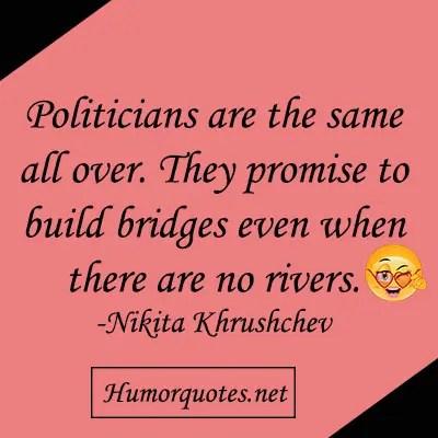 sick of politics quotes
