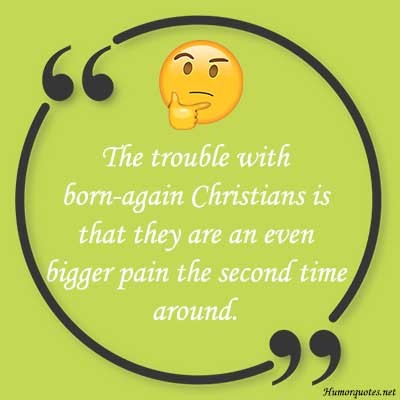 Funny church quotes