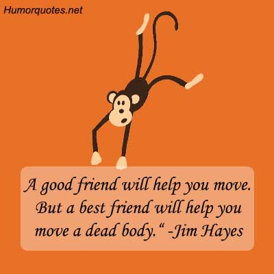 Friendship laughter quote