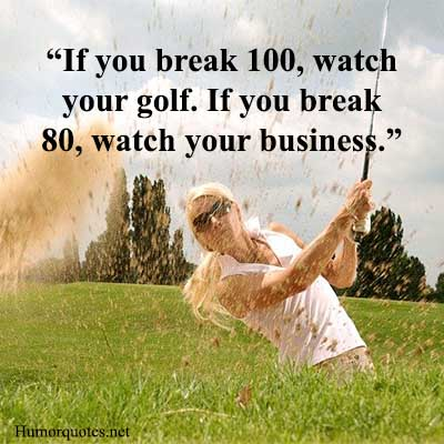 Funny golf putting quotes