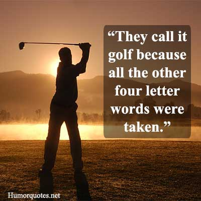 funny golf quotes for t shirts