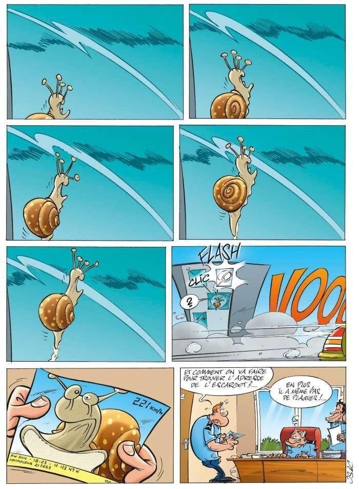 L 39 escargot archives humour - Toto l escargot ...
