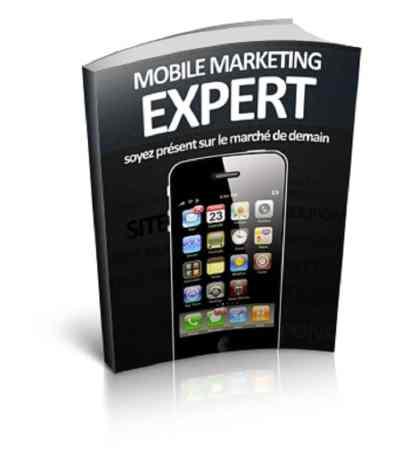 Mobile Marketing Expert Droit De Revente Maître