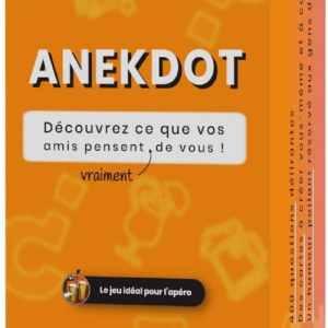 ANEKDOT - Bayana Club - Jeu de Cartes pour apéros