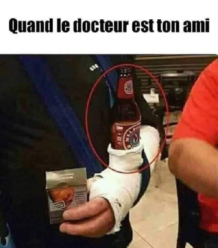 Quand le docteur est ton ami