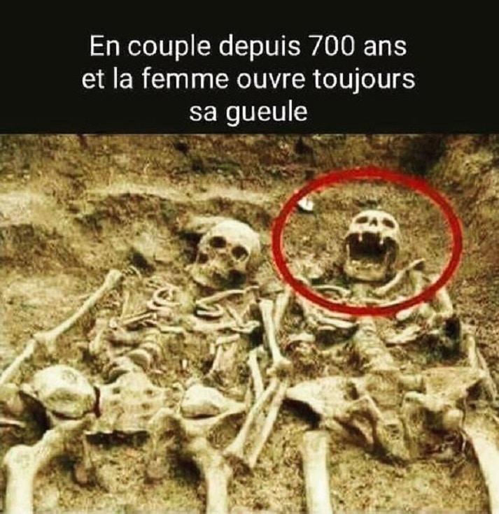 En couple depuis 700 ans