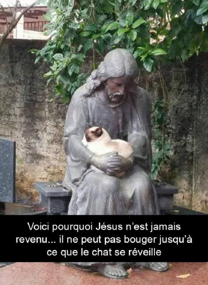 Voici pourquoi Jésus n'est jamais revenu...