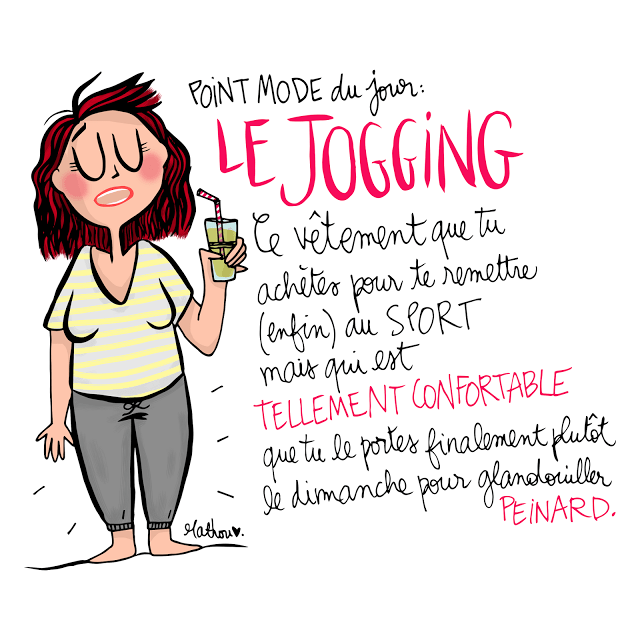 Comment un simple bas de jogging peut ruiner tes relations avec ta fille