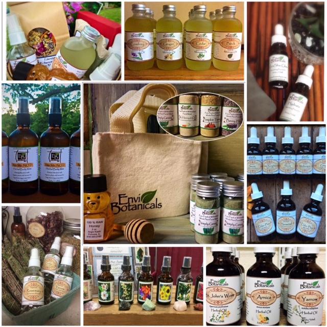 Envi Botanicals Body Care