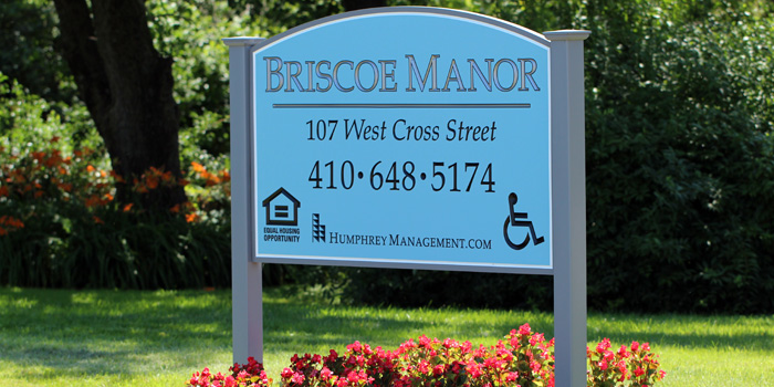 Senior Apartment Community In Kent County MD Briscoe Manor Home