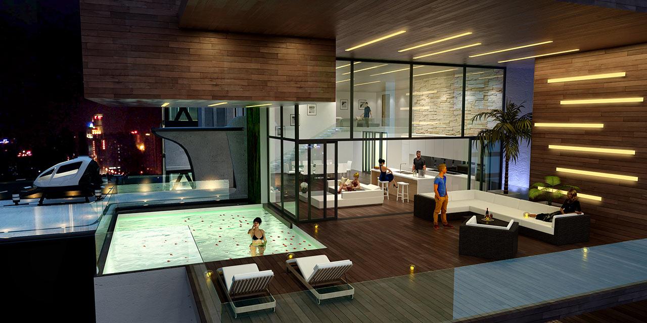 Apartment Of The Future 2016 Humphreys Amp Partners