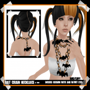 Orange & Black Version