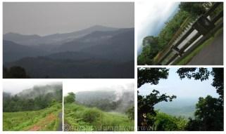 The verdant Western Ghats