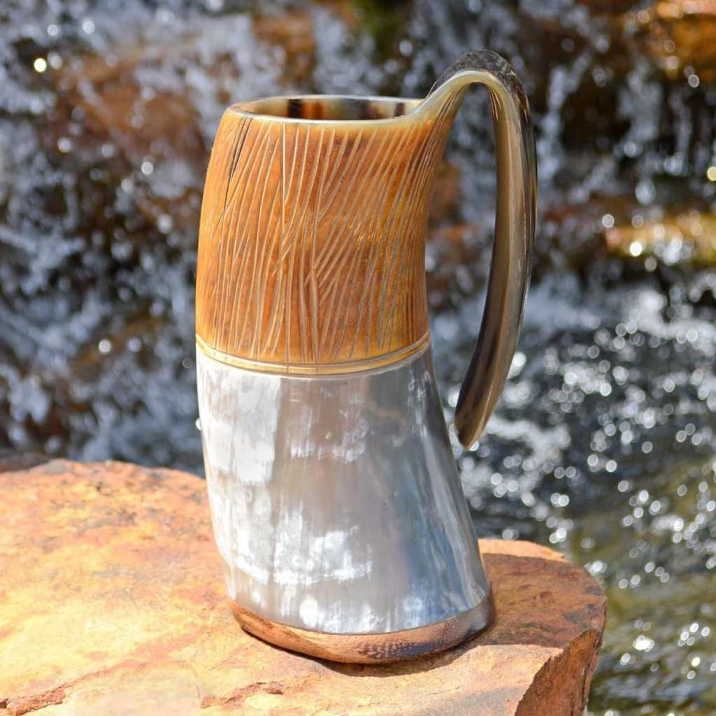 HORN CUP