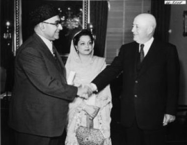 Raana-liaquat-and-Liaquat-Ali-khan