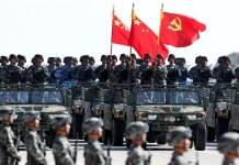 China denies building military base in Afghanistan