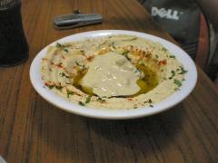 Abu Shukri's Hummus