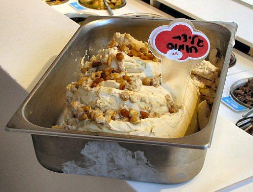 hummus ice-cream