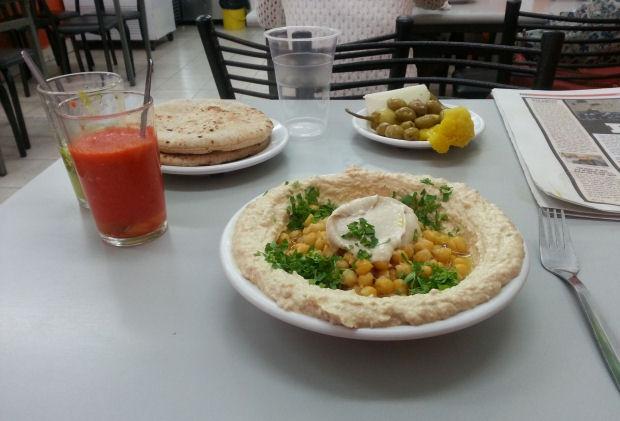 Fadi's Hummus, Haifa