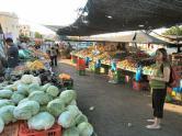 השוק של כפר יאסיף