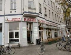 מסעדת ריסאני בברלין, קרויצברג