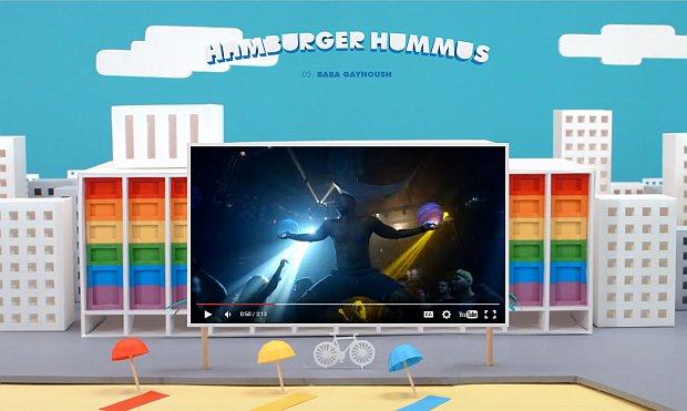 המבורגר חומוס, סדרה חדשה