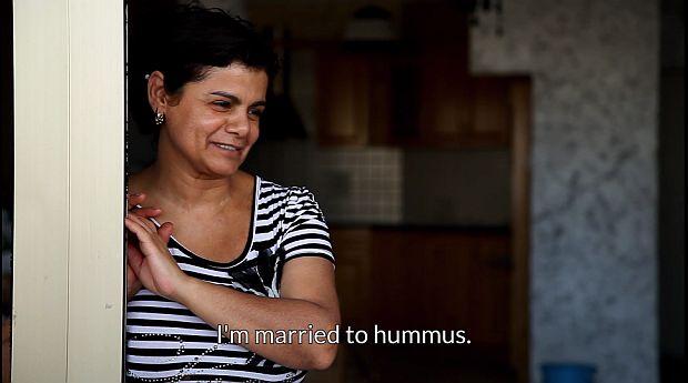 """סוהילה, מהסרט """"חומוס!"""""""